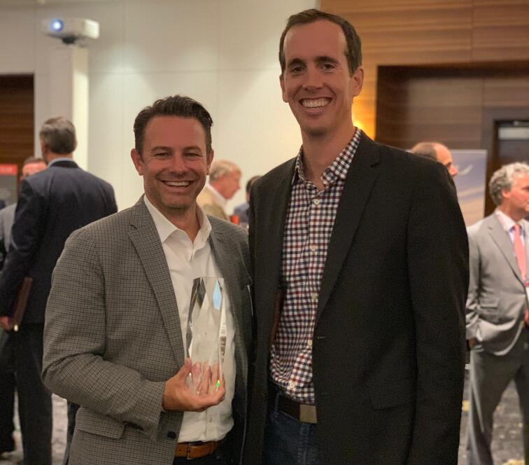 Dealmaker of the Year - Dave and TJ